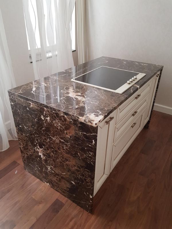 Kuchyňské pracovní desky z kamene 10
