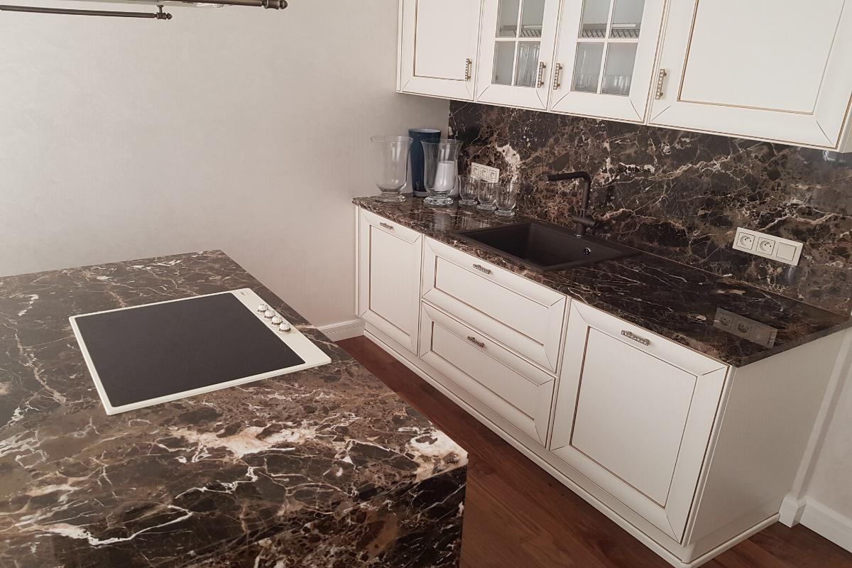 Kuchyňské pracovní desky z kamene 23
