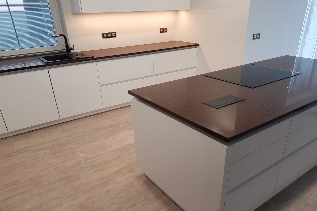 Kuchyňské pracovní desky z kamene 25
