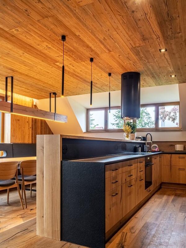 Kuchyňské pracovní desky z kamene 9
