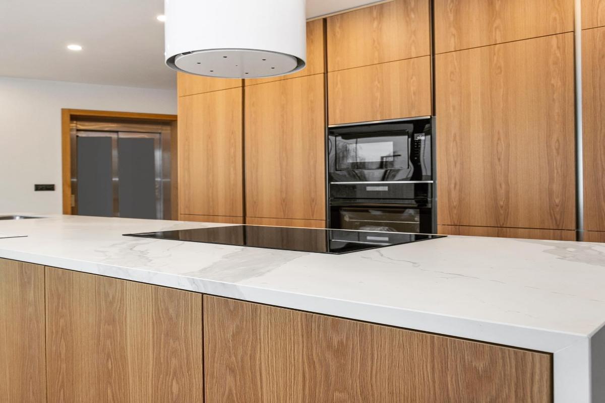 Kuchyňské pracovní desky z kamene 32