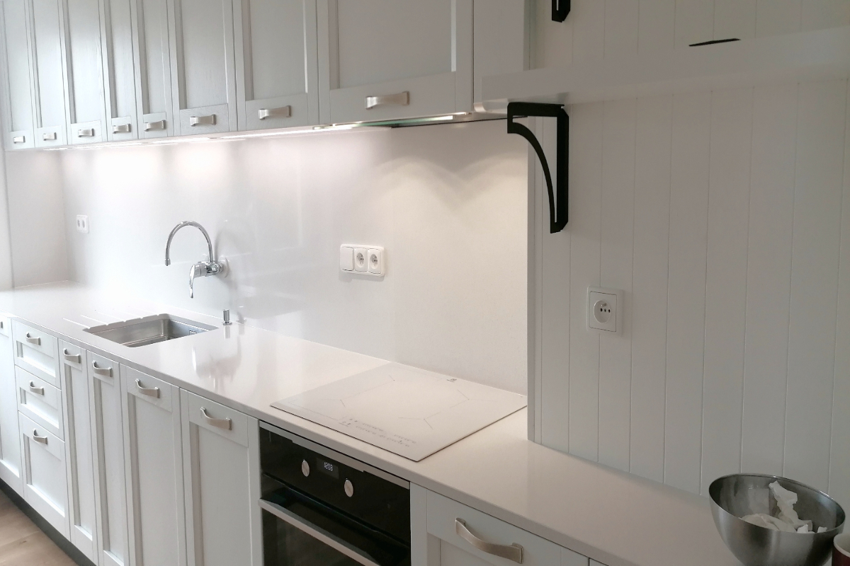 Kuchyňské pracovní desky z kamene 1