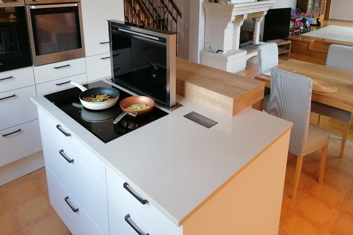 Kuchyňské pracovní desky z kamene 4