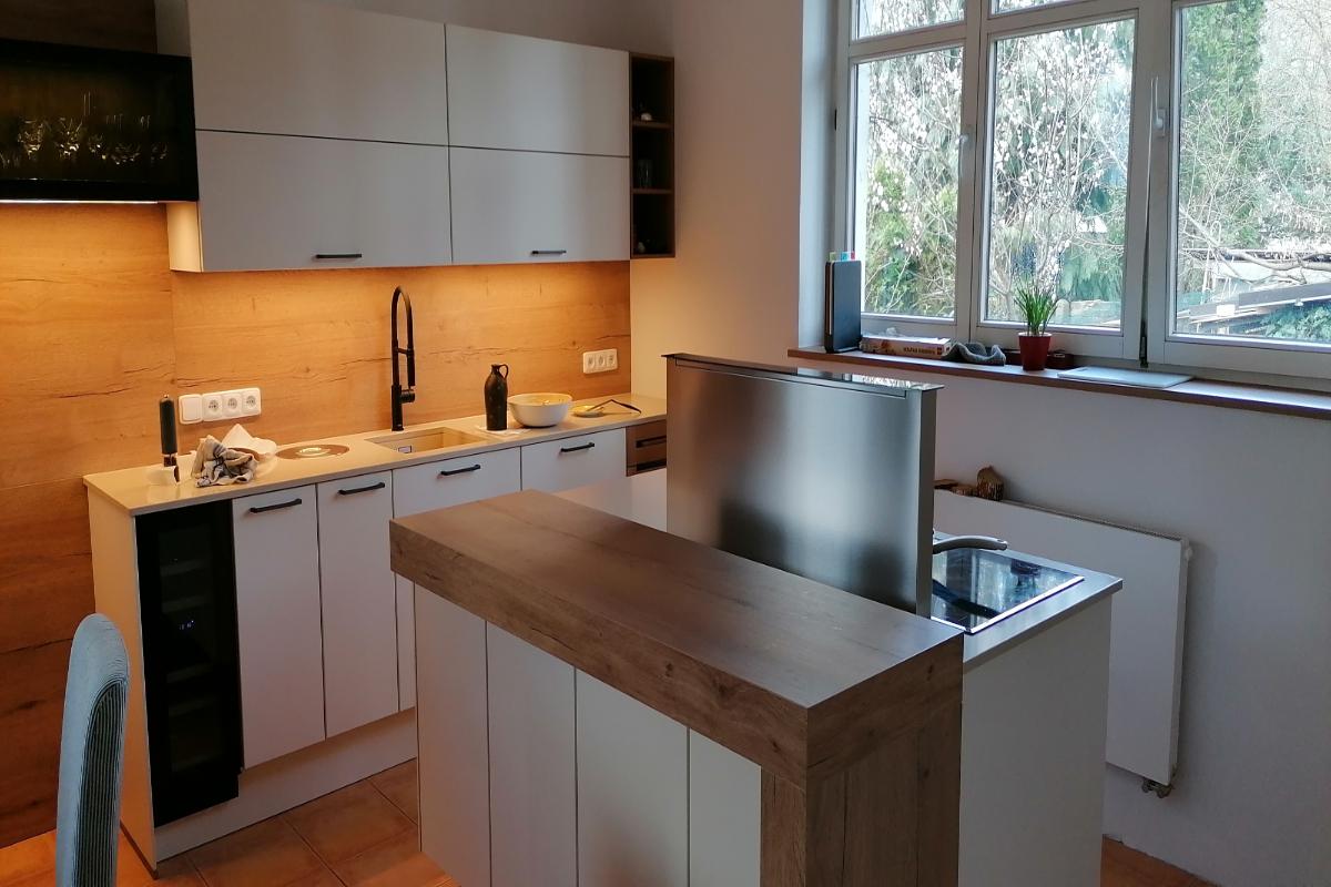 Kuchyňské pracovní desky z kamene 5