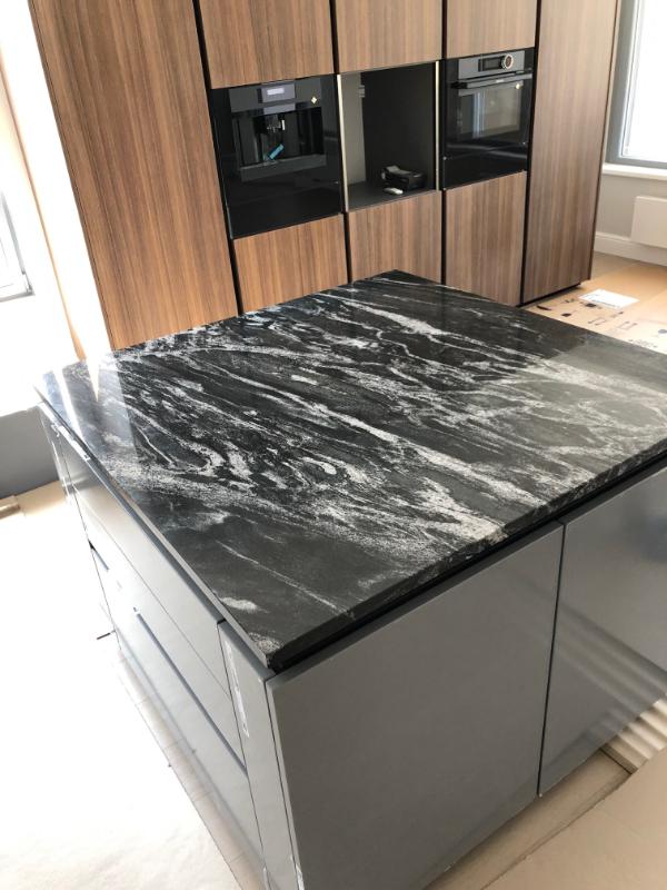 Kuchyňské pracovní desky z kamene 15