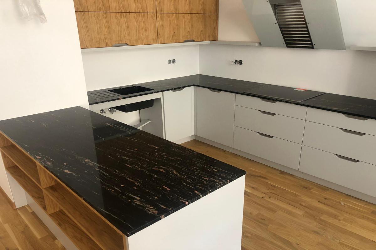 Kuchyňské pracovní desky z kamene 7